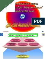 Carrera Ing en Sistemas e Informatica