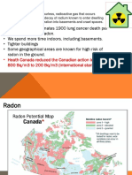Alberta Safety Codes Radon