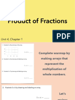 4.1b Product of Fractions