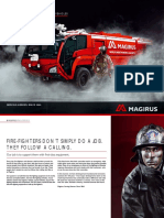 Brochure Magirus Airport Fire-Fighting Vehicles