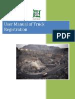 Truck Registration