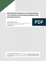 Manifesto Berbere Marrocos