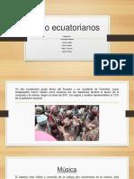 Afro Ecuatorianos Ciudadania