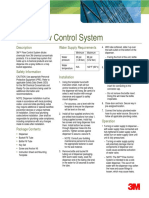 Flow Control System TDS