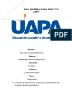 Unidades 4 y 5 de Metodologia de La Investigacion II