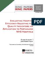 Portugese Hospitals