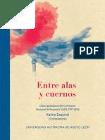 Entre Alas y Cuernos - Obras Ganadoras Del Certamen Nacional de Pastorelas UANL