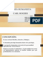 Teoría Humanista Carl Rogers i