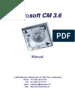 Metrosoft Cm 360