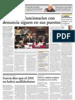 9 Sep. El Comercio, Denuncia Contraloria Corrupcion