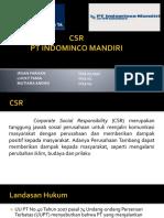 TUGAS CSR