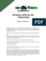 Asimov, Isaac - El Robot Al76 Se Ha Extraviado.doc