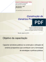 Cenarios ENAP Minicurso 2015 v3