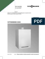 M Vitodens 300 WB3A 66 KW