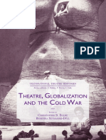 (Transnational Theatre Histories) Christopher B. Balme, Berenika Szymanski-Düll (Eds.)-Theatre, Globalization and the Cold War-Palgrave Macmillan (2017)
