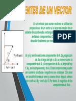 COMPONENTES DE UN VECTOR.pptx