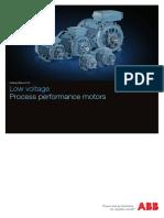 ABB LV Process Performance Motors