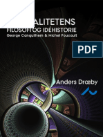 Anders Draeby - Normalitetens filosofi og idéhistorie