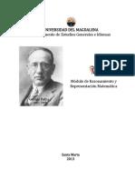 Modulo de Razonamiento y Representación Matemática