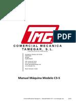 Manual C3-S - 30 04 14