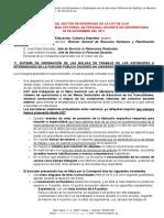 Informe UGT Enseñanza Mesa Sectorial 28-11-2017