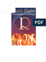 Burn Rate Book
