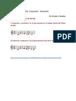 Finales de Melodía