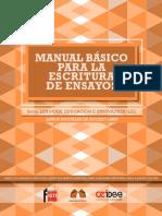 Manual Ensayo