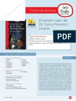 El Extrano Caso Del Dr Yonny Palomino Linares