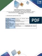 Guia de Actividades y Rubrica de Evaluacion- Paso 1 - Reconocimiento Del Tema