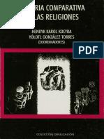 Historia Comparativa de Las Religiones