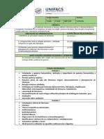 Plano de Ensino 2017.1- Química Farmacêutica