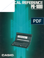 Casio PB-1000 Technical reference.pdf