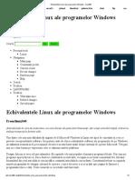 Echivalentele Linux ale programelor Windows - linux360.pdf
