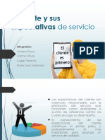 elclienteysusexpectativasgrupo2-130326153150-phpapp01