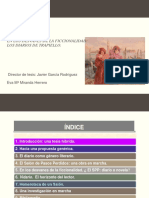 En los desvanes de la ficcionalidad. Los diarios de Andrés Trapiello.ppsx.ppsx