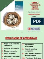 Capitulo 1 - Fundamentos de Ingenieria Economica