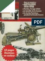Hachette HS 07 Artillerie 1914-1918
