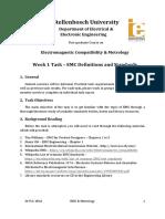 EMC813 Week 1 Task