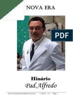 Hinario Nova ERA Padrinho Alfredo