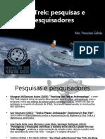 Consumo Star Trek - Trekcon FPU