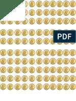 monedas origniales