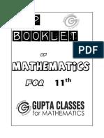 Dpp Booklet 11th Final