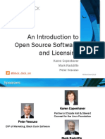 07-31-13_Intro to Open Source Software and Licenses