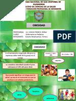 Obesidad en Pediatría. (1)
