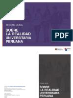 Informe Bienal Sobre Realidad Universitaria