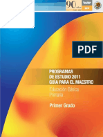 Programa de Estudios 2011 Primer grado.pdf