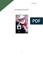 Ansel Adams - An Introduction