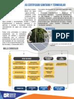 Revista Cursos Mallas 2017 Instalador de Gas Certificado Sanitario y Termosolar