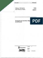 Reglamento Bomberos Quito-RTQ2
